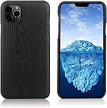 iPhone 11 Pro Leather Case,Pierre Cardin Premium Genuine Cowhide with New Slim Design Thin Protection Hard Back Cover for Apple iPhone 11 Pro(5.8