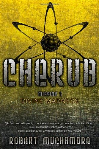 Download DIVINE MADNESS (CHERUB) 1442413646