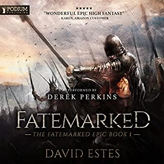 Fatemarked cover art