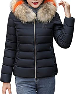 Women Winter Warm Faux Fur Coat Outwear Thick Warm Jacket Overcoat