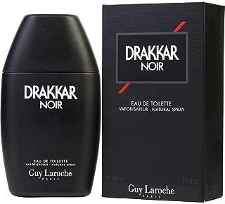 Guy Laroche Drakkar Noir Eau De Toilette Spray for Men, 6.7 Oz