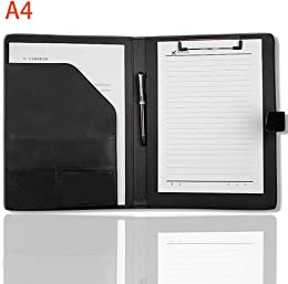 Porte Documents A4,Porte Documents Porte Bloc A4,