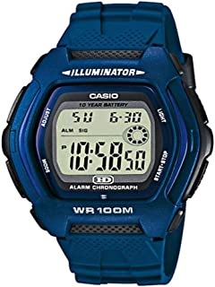 Casio Sport Watch Digital Display Quartz for Unisex HDD-600C-2AV