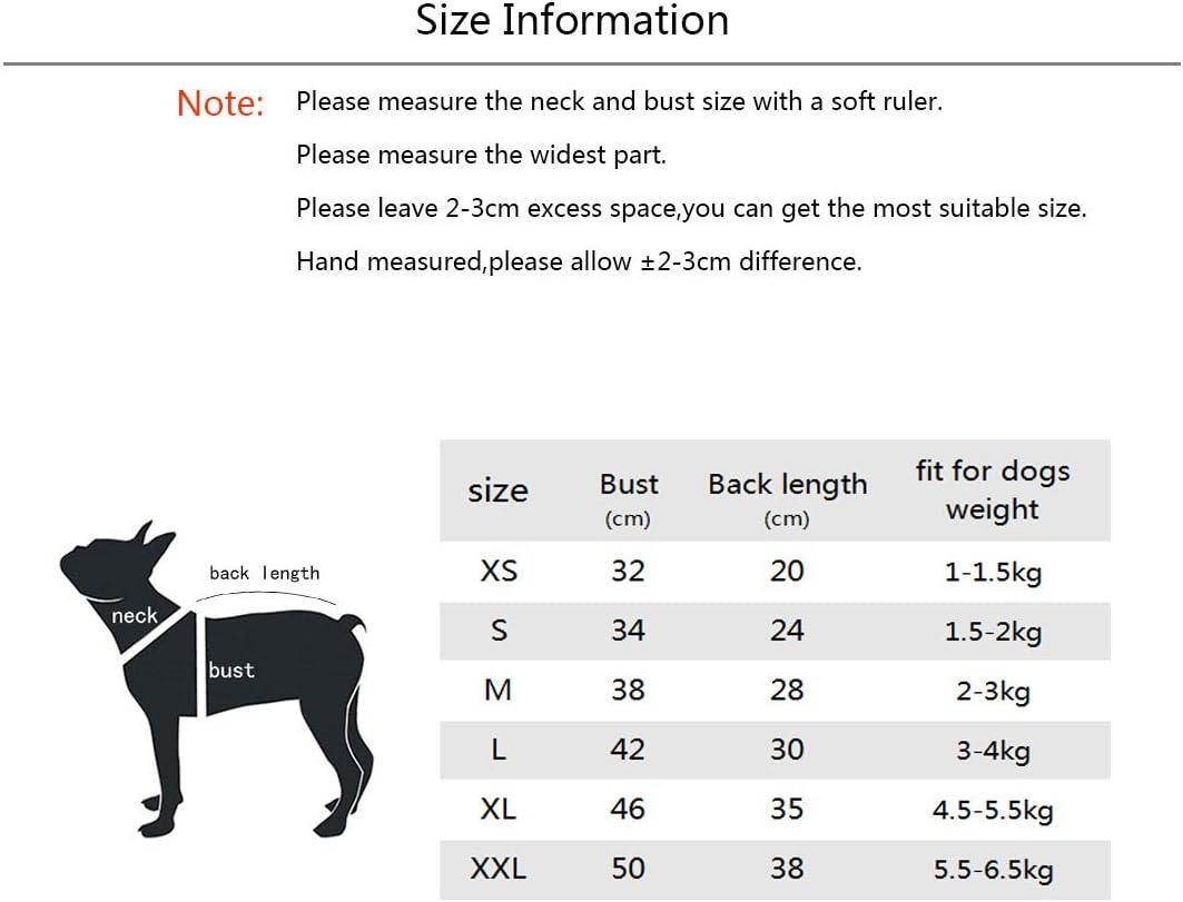 Feiling XS, blu Salopette per cani a quattro zampe con cappuccio in pile ispessito