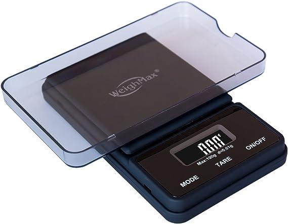WEIGHMAX DIGITAL POCKET SCALE W-CT20 0.01g