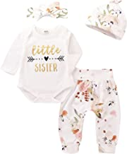 newborn little sister coming home outfit