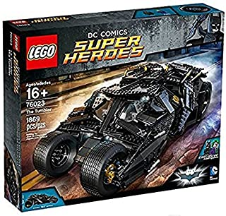 LEGO DC Comics Super Heroes - The Tumbler