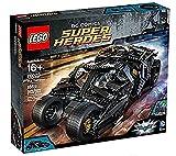 LEGO DC Comics Super Heroes - The Tumbler, Juego de construcción, 1869 Piezas (76023)