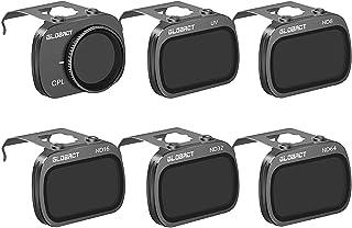 Globact ND Filters Set for DJI Mavic Mini 2/Mavic Mini/Mini SE Accessories,Camera Lens Filters 6pcs(CPL, UV, ND8, ND16, ND...