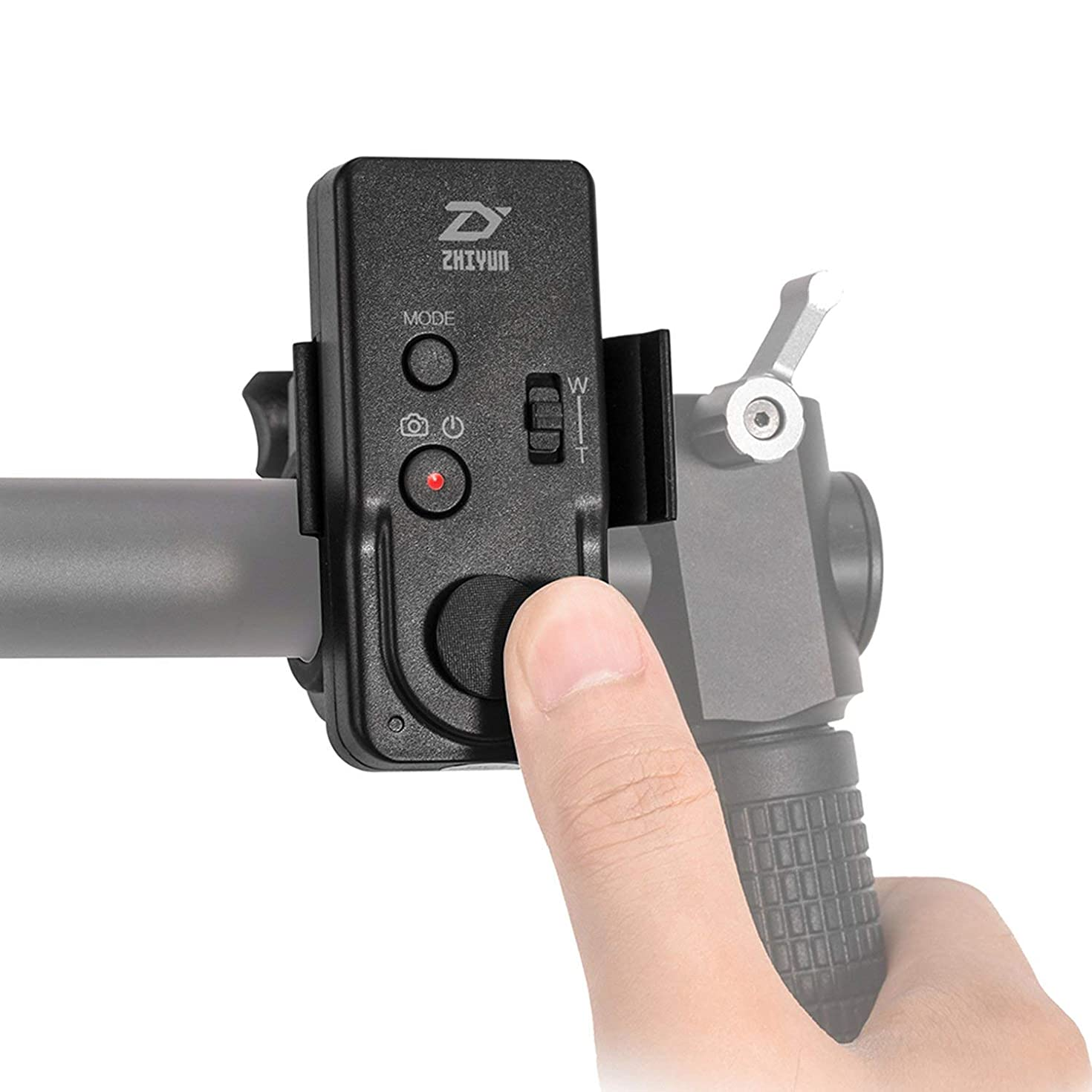 Zhiyun ZW-B02 Wireless Thumb Controller for Zhiyun Crane Crane 2 Crane M Crane Plus Crane V2 Smooth-II Smooth 3 Smooth 4 Smooth-Q Rider-M Gimbal Stabilizer