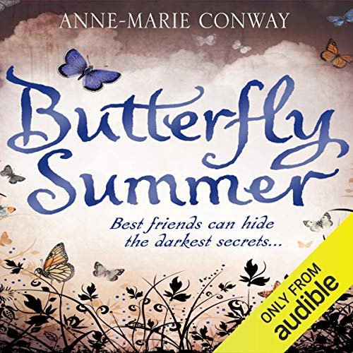 Butterfly Summer audiobook cover art