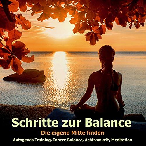 Schritte zur Balance - Die eigene Mitte finden Titelbild