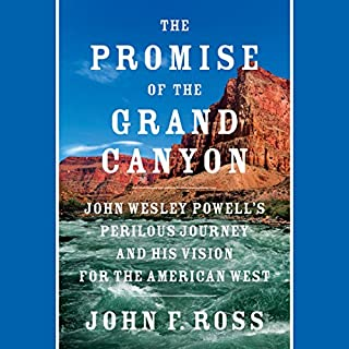 The Promise of the Grand Canyon audiobook cover art