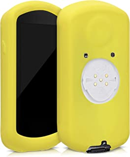kwmobile Funda Compatible con Garmin Edge 1030/1030 Plus - Carcasa de Silicona para GPS - Cover en Negro