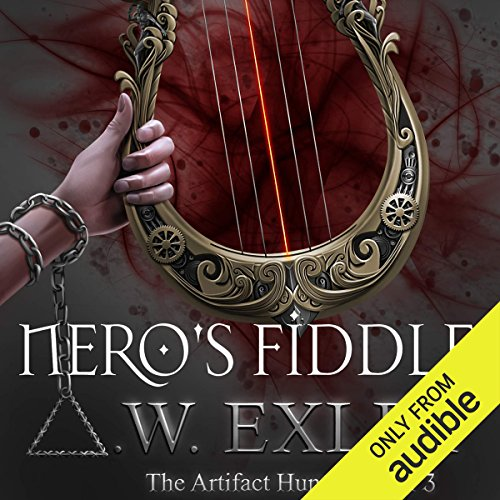 Nero's Fiddle audiobook cover art