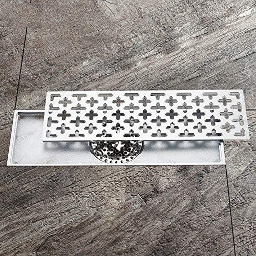 Ayhuir Abfluss Badezimmer Abflussrinnen Stopper Dusche Abflussabdeckungen Regendusche Set Bodenablauf Bad Dusche Bodenablauf