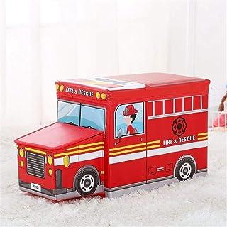 Boîte de rangement pour jouets pour enfants Rangement de jouets pliable Organisateur de jouets Stockage pliant for chambre...