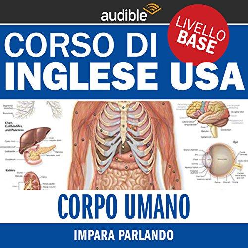 Corpo umano (Impara parlando) audiobook cover art
