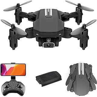 Quadcopter RC, Entweg LS-MIN Mini Drone Quadcopter RC 480P Câmera de 13 minutos Tempo de vôo 360 ° Flip Giroscópio de 6 ei...