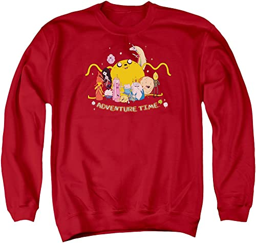 Adventure Time - - Pull Extensible pour Hommes
