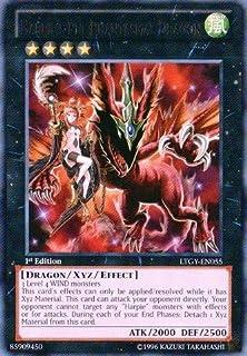 YU-GI-OH! - Harpie39;s Pet Phantasmal Dragon (LTGY-EN055) - Lord of The Tachyon Galaxy - 1st Edition - Rare