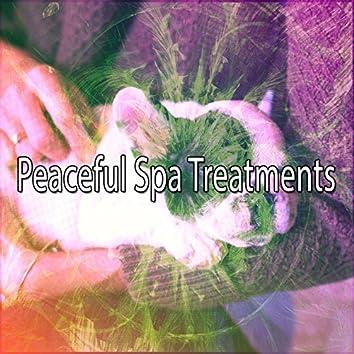 Peaceful Spa Treatments