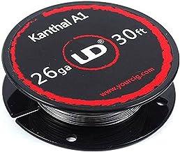 Bobine de 10 m Fil de r/ésistance de type Kanthal A1 Calibre 0,032-0,33 mm/²