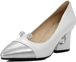 Surprise S High Heels Shoes Shallow Mixed Colors Women Single Shoes Wedding Pumps Elegant Shoes