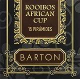 Barton Rooibos African Cup - 15 pirámides