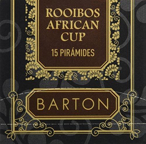 Barton Rooibos African Cup - 15 piramides