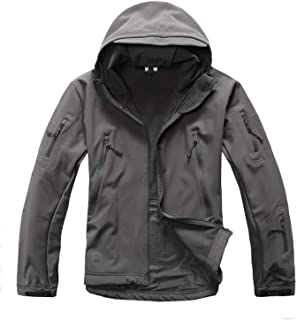 Lurker Shark Skin Softshell V5 Jacket Men Waterproof Coat Camo Clothing