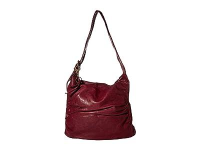 FRYE AND CO. Greta Hobo (Berry) Handbags