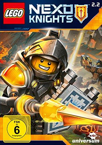 Lego Nexo Knights 2.2 [DVD]