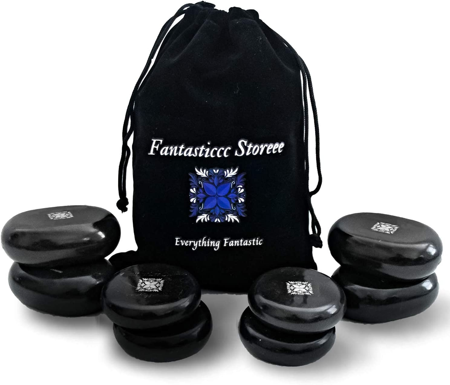 Massage Stone Kit - Max 46% OFF Set of 8 B OFFicial Large Hot Stones Massages for