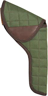 Barsony New Woodland Green Flap Holster for 6