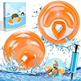 ECtury Schwimmflügel Kinder, Schwimmhilfe für Anfänger, Schwimmring für 1-4 Jahre Jungen...
