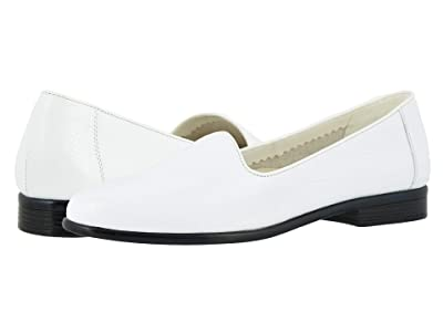Trotters Liz Tumbled (White) Women
