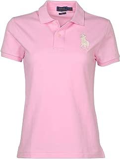 Polo RL Women's Skinny Polo Big Pony Shirt