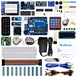 Best Arduino Starter Kits - UNO Project Super Starter Kit for Arduino w/ Review