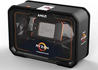 AMD Ryzen Threadripper 2990WX - Procesador (32 Core, 4.2 GHz, 3 MB Cache, 250 W), Color Negro
