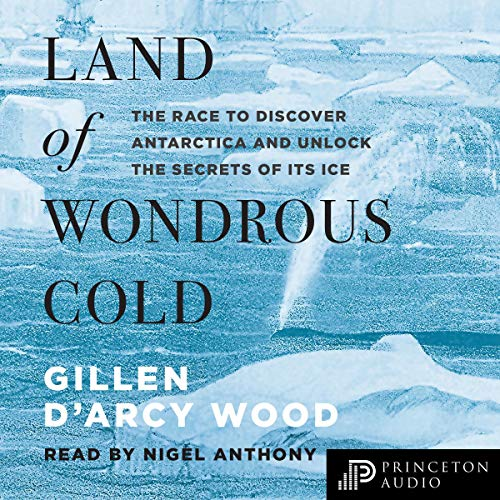 Land of Wondrous Cold cover art