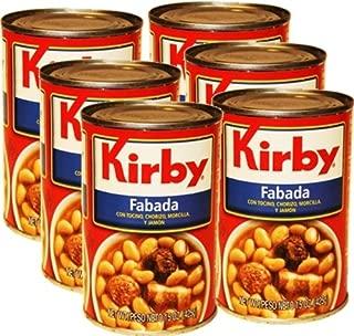 Fabada Asturiana by Kirby 6 cans pack, 15 oz each