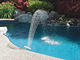 Poolmaster 54507 Pool and Spa Waterfall Fountain