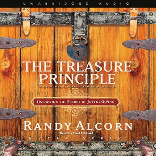Treasure Principle audiobook cover art