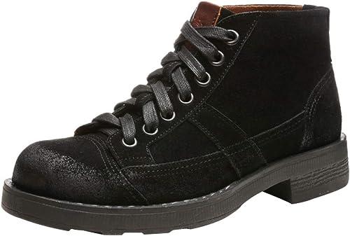 Bottines Pour Hommes High Aidez-moi Martin bottes bottes Camouflage VêteHommests De Travail Bottes Fashion  magasin discount