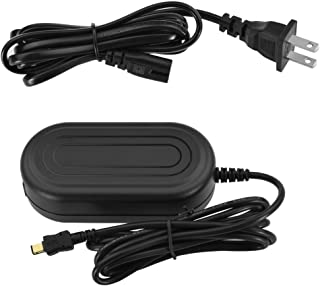 MaxLLTo USB AC//DC Power Adapter Camera Battery Charger Cord for Nikon Coolpix S70 S3600