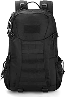 Colisal Military Backpack 25L Tactical Backpack for Mens Army Backpack Survival Rucksack For Trekking Hiking Camping Travel Daypack