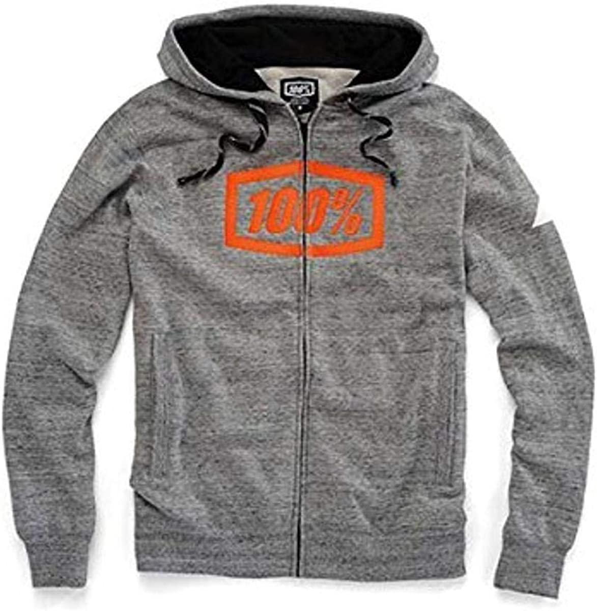 100% Colorado Springs Mall Ranking integrated 1st place Unisex-Adult Syndicate Zip-Front Hoodie