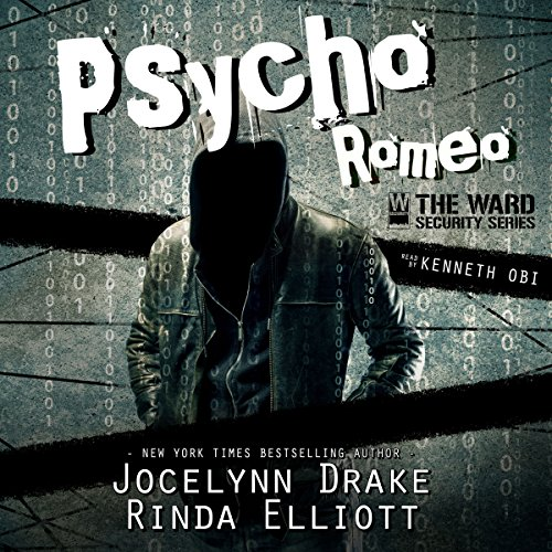 Psycho Romeo audiobook cover art