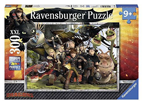 Ravensburger Kinderpuzzle 13198 - Treue Freunde - 300 Teile